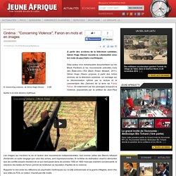 """Cinéma : """"Concerning Violence"""", Fanon en mots et en images"""