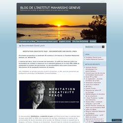 BLOG DE L'INSTITUT MAHARISHI GENEVE