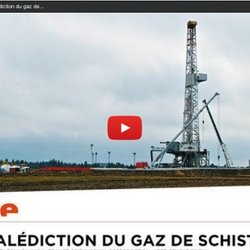 Documentaire/Reportage-La malédiction du gaz de schiste