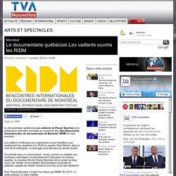 Le documentaire québécois <i>Les vaillants</i> ouvrira les RIDM