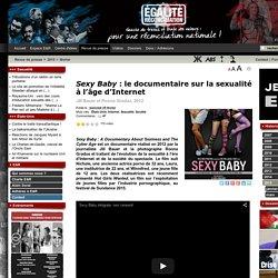 Sexy Baby : le documentaire sur la sexualité à l'âge d'Internet