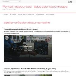 Portail ressources – éducation aux images