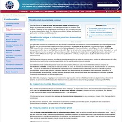 ORI-OAI : Valoriser le patrimoine numérique scientifique, pédagogique et documentaire des universités par un réseau de portails communicants