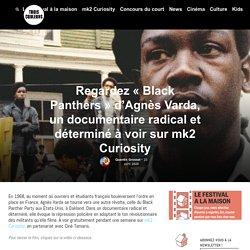 """Regardez """"Black Panthers"""" d'Agnès Varda, un documentaire radical et déterminé à voir sur mk2 Curiosity - TROISCOULEURS"""