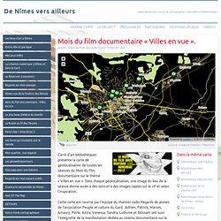 Mois du film documentaire «Villes en vue».