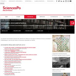 Sciences Po la bibliothèque