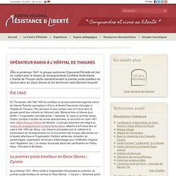CRRL - Dr Chauvenet