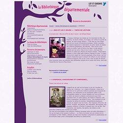 Ressources documentaires - Valises thématiques et expositions