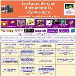 Lecturas de cine documental y etnográfico