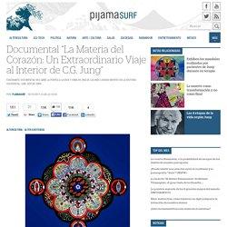 """Documental """"La Materia del Corazón: Un Extraordinario Viaje al Interior de C.G. Jung"""""""