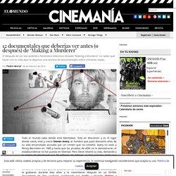 12 documentales que deberías ver antes (o después) de 'Making a Murderer' - CINEMANÍA