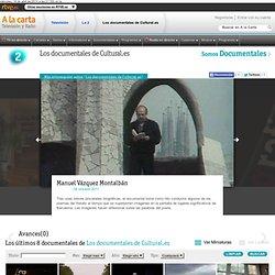 Los documentales de Cultural.es online