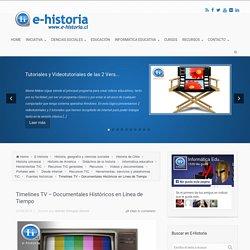 Timelines TV - Documentales Históricos en Línea de Tiempo