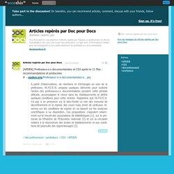 [APDEN] Professeur.e.s documentalistes et CDI après le 11 Mai : recommandations et protocoles
