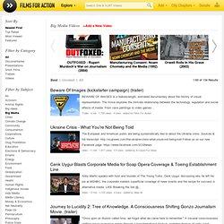 Big Media, Films for Action
