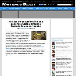 Assista ao documentário The Legend of Zelda Timeline legendado em português