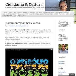Documentários Brasileiros