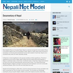 Documentary of Nepal
