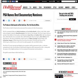 PGA Names Best Documentary Nominees