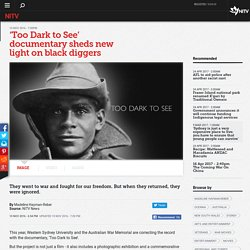 'Too Dark to See' documentary sheds new light on black diggers