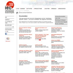 IEC - Documentation