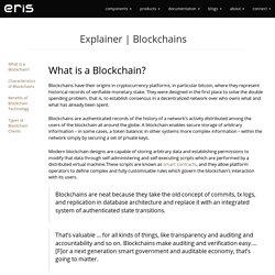 Eris Industries Documentation