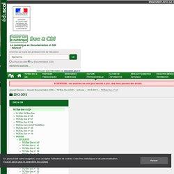 Documentation - CDI — Documentation (CDI)