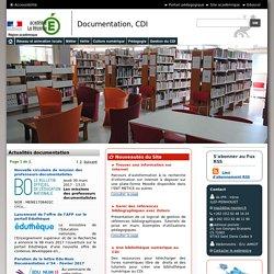 Documentation, CDI