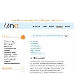 ONE – Documentation en ligne