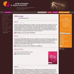 Schémas départementaux des enseignements artistiques