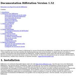 Riffstation - Documentation en Ligne - Logicel de Guitar Exceptionnel