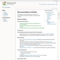 documentation [Fédération FDN]