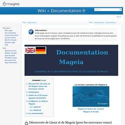 Documentation-fr