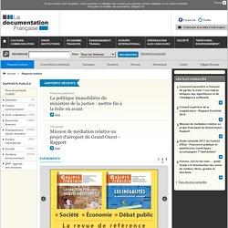 Bibliothèque des rapports publics