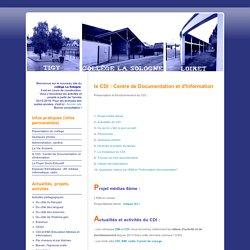 Collège La Sologne, le CDI