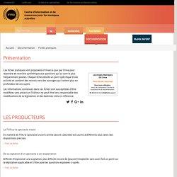 Fiches pratiques / Documentation / Irma : centre d'information et de ressources pour les musiques actuelles