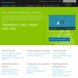 Documentation Machine Learning