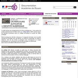 Documentation Rouen - Site des professeurs documentalistes de l'Académie de Rouen