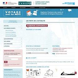 """Transcription d'une chronique """"Voyage avec les mots """" RFI - CNDP"""