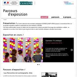Parcours d'exposition-Centre National de Documentation Pédagogique