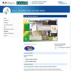 Affiche-Outre-mer-Centre National de Documentation Pédagogique