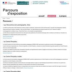Parcours-Parcours d'exposition-Centre National de Documentation Pédagogique