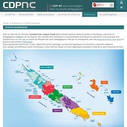 Centre de documentation pédagogique de la Nouvelle-Calédonie - Contes numériques