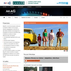 Mag Film : Centre National de Documentation Pédagogique