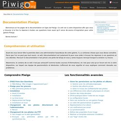 Documentation Piwigo [Piwigo Wiki]