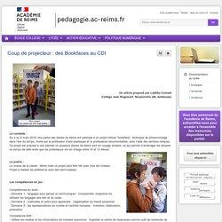 S'informer Documentation lycée - Coup de projecteur : des Bookfaces au CDI