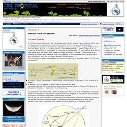 Centre de Documentation Spécialisé en Astronomie