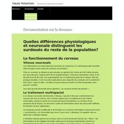 Documentation sur la douance