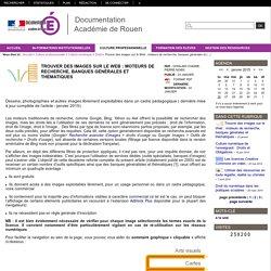 Trouver des images sur le Web : moteurs de recherche, banques générales et thématiques