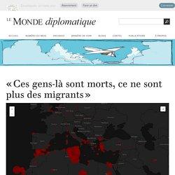 « Ces gens-là sont morts, ce ne sont plus des migrants », par Jean-Marc Manach